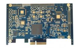 工业设备网卡线路板